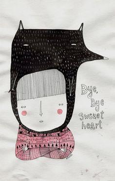 Ilustración de Amaia Arrazola