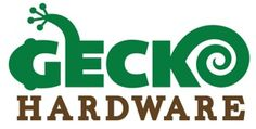 """Gecko Hardware -- """"The coolest hardware store in town"""""""