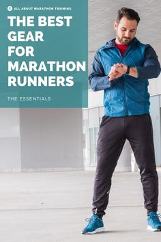 Marathon Training Gear: Top 10 Essential Pieces! Half Marathon Training Plan, Marathon Tips, First Marathon, Marathon Running, Running Race, Running Gear, Running Workouts, Jogging For Beginners, Running For Beginners
