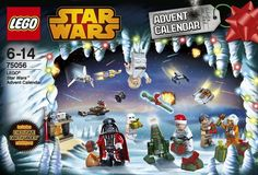 Lego Star Wars 75056 - Adventskalender: Amazon.de: Spielzeug