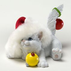Charming Purrsonalities Kitten Figurine (I Have Just The Gift For You)+