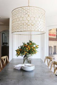 Kitchen lighting over table breakfast nooks drum shade 26 Best Ideas Kitchen Lighting Over Table, Kitchen Chandelier, Drum Chandelier, Dining Pendant, Drum Pendant, Shell Pendant, Chandeliers, Home Interior, Interior And Exterior