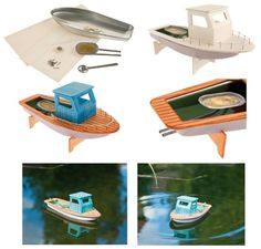 pop pop fishing boat build paint sail