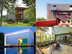 Come Have a Look at the 10 Raddest Houses in America - Awards - Curbed National