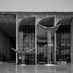 The building was designed by renowned Brazilian architect Oscar Niemeyer. The palace was opened in 1972 and originally was called the Palace of Justice. In 2003, its name was changed to honor the prominent lawyer and historian Raymundo Faoro, who had r...