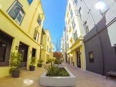 nice apartment complex. A great student housing in a very nice apartment complex Berkeley  CA Helena Bonham Carter and Tim Burton s Homes bonham carter