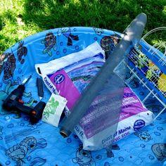 Creative Ways to Start a Garden Using Kid Pools