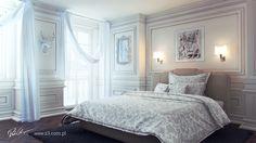 Danish Bedroom 3D model - Danish Bedroom