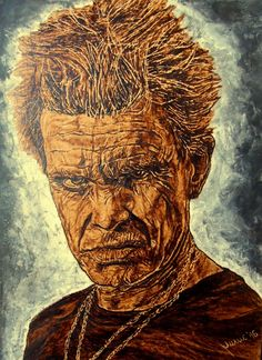 View Billy Idol by Millis Pyrography. Browse more art for sale at great prices. New art added daily. Buy original art direct from international artists. Shop now