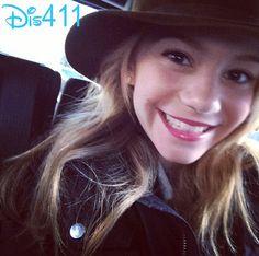 Meet G Hannelius With Radio Disney In Sacramento, California, On January 4, 2014