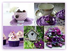 #moodboard #purple By #candycornerbj