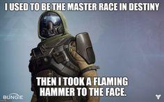 Still master race #huntermasterrace