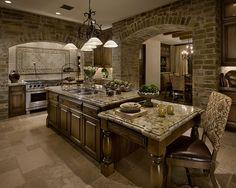 Lissa Lee Hickman Tuscan Kitchen