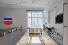 Wilhelminian Apartment by Berlinrodeo | Inspirationist