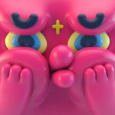Playful 3D Characters-13