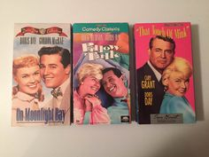 Lot of 3 On Moonlight Bay Pillow Talk That touch by MsStreetUrchin