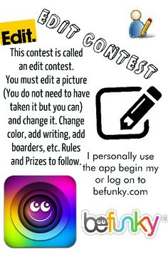 Edit Contest comment if you want in! I'll invite you to the board! But you have to follow me! Xx Kim