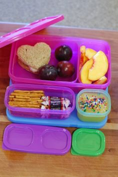 Fun with Bento Lunches | HomeGrownBeets