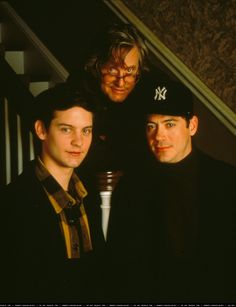 Wonder Boys. I absolutely love this film, one of my all time favorites!