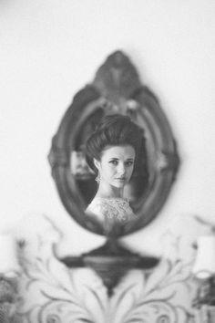 "Stunning Victorian ""Portrait"" - Wedding Photography to Inspire"