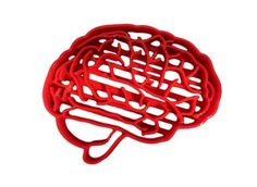 Brain Anatomy Cookie Cutter - Arbi Design - CookieCutz - 1