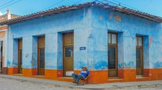 Trinidad, Cuba is a UNESCO World Heritage site in the centre of the island, located