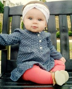 Cutest baby girl clothes outfit 5