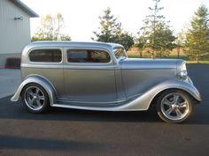 1934 Chevy sedan