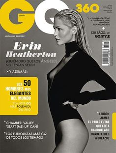 GQ Magazine [Spain] (October 2013) Erin Heatherton