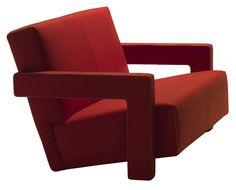 Utrecht Chair  by Gerrit Rietveld