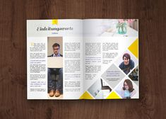 With an appealing and # School Newspaper you put the crown on a formative phase of your Layout Template, Templates, School Newspaper, High School, Books, Crown, School, Life, Communion