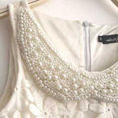 Modelos de Vestidos Bordados: Fotos, Dicas, Imagens