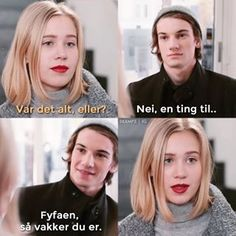Noora og William