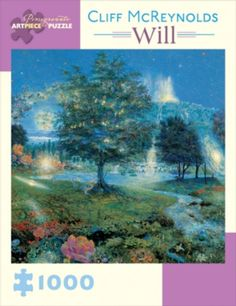 Will - 1000pc Jigsaw Puzzle by Pomegranate