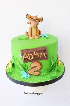 The Lion King - Cake