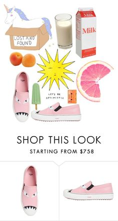 """""""ooo"""" by bluealone ❤ liked on Polyvore featuring Fendi"""