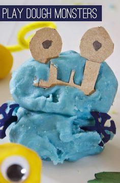 Vicki Brown Designs: Play Dough :: A Recipe ::