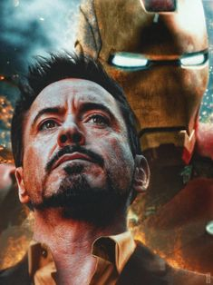 Ironman Tony Stark and his armor iPhone wallpaper - Avengers Endgame Iron Man Avengers, Marvel Avengers, Marvel Comics, Marvel Memes, Iron Man Wallpaper, Tony Stark Wallpaper, Wallpaper Art, Screen Wallpaper, Bucky