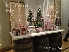 Jedi Craft Girl: Hot Cocoa Bar