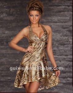 Robe Salsa Dress CB9370...nice shape for a practice dress