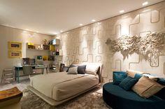 Confira ambientes da Casa Cor Minas Gerais que misturam moda, história e sustentabilidade, no blog da Leroy Merlin. http://leroy.co/1qGbLve