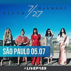 Última chamada para quem não conseguiu ingressos e quer ver o #FifthHarmony em São Paulo!  Houve cancelamento de ingressos na #PistaPremium e estamos liberando para venda.  Corre para garantir o seu antes que esgote novamente! #Livepass  http://www.livepass.com.br/event/live-music-rocks-fifth-harmony/