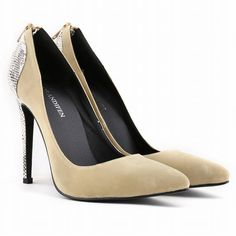 Ladies high heels shoes