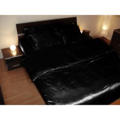 Trendylook : Lenjerie de pat, neagra Bed, Furniture, Home Decor, Decoration Home, Stream Bed, Room Decor, Home Furnishings, Beds, Home Interior Design
