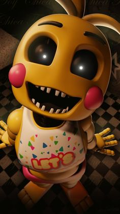 Anime Fnaf, Chica Anime Manga, Fnaf 1, Cute Baby Cats, Cute Little Animals, Fnaf Minecraft, Horror Drawing, Fan Poster, Fnaf Wallpapers