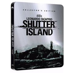 Shutter Island blu-ray steelbook.