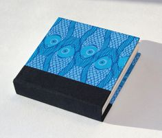 Incredible Hand Bound Books by Nant Designs