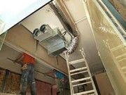 Τοποθέτηση κεντρικού κλιματισμού με σύστημα Daikin Ladder, Stairway, Ladders