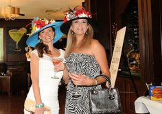 #HoustoniaDerby Pinspiration-winning looks and hats from years past-get ready for the MOST EXCITING TWO MINUTES IN SPORTS, SAT MAY 7 http://hollyroseribbon.org/kentucky-derby-party/