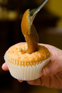 Caramel Cake Cupcakes Inspired by The Help | Cupcake Project